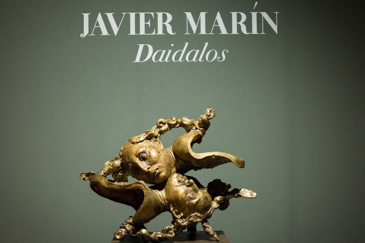 Javier Marìn - Daidalos - Museo Il Labirinto della Masone - Parma | Settembre - Marzo...