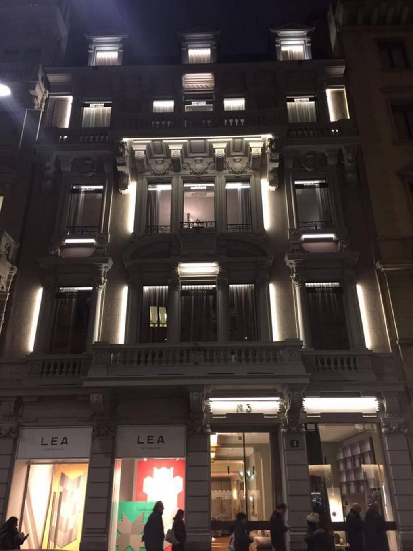 Via Durini - Salvioni Design Solutions - Milano | Marzo 2017