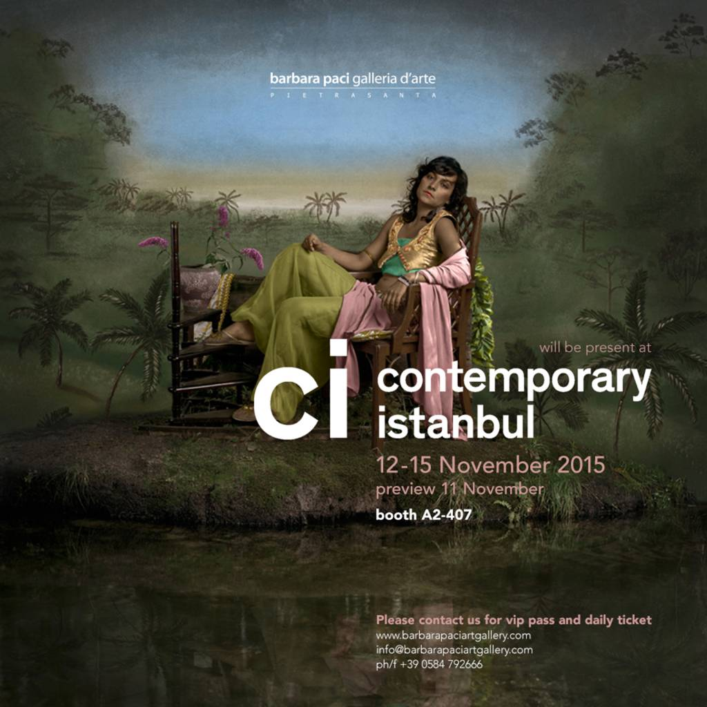 Contemporary Istanbul Art Fair - Istanbul | Novembre 2015