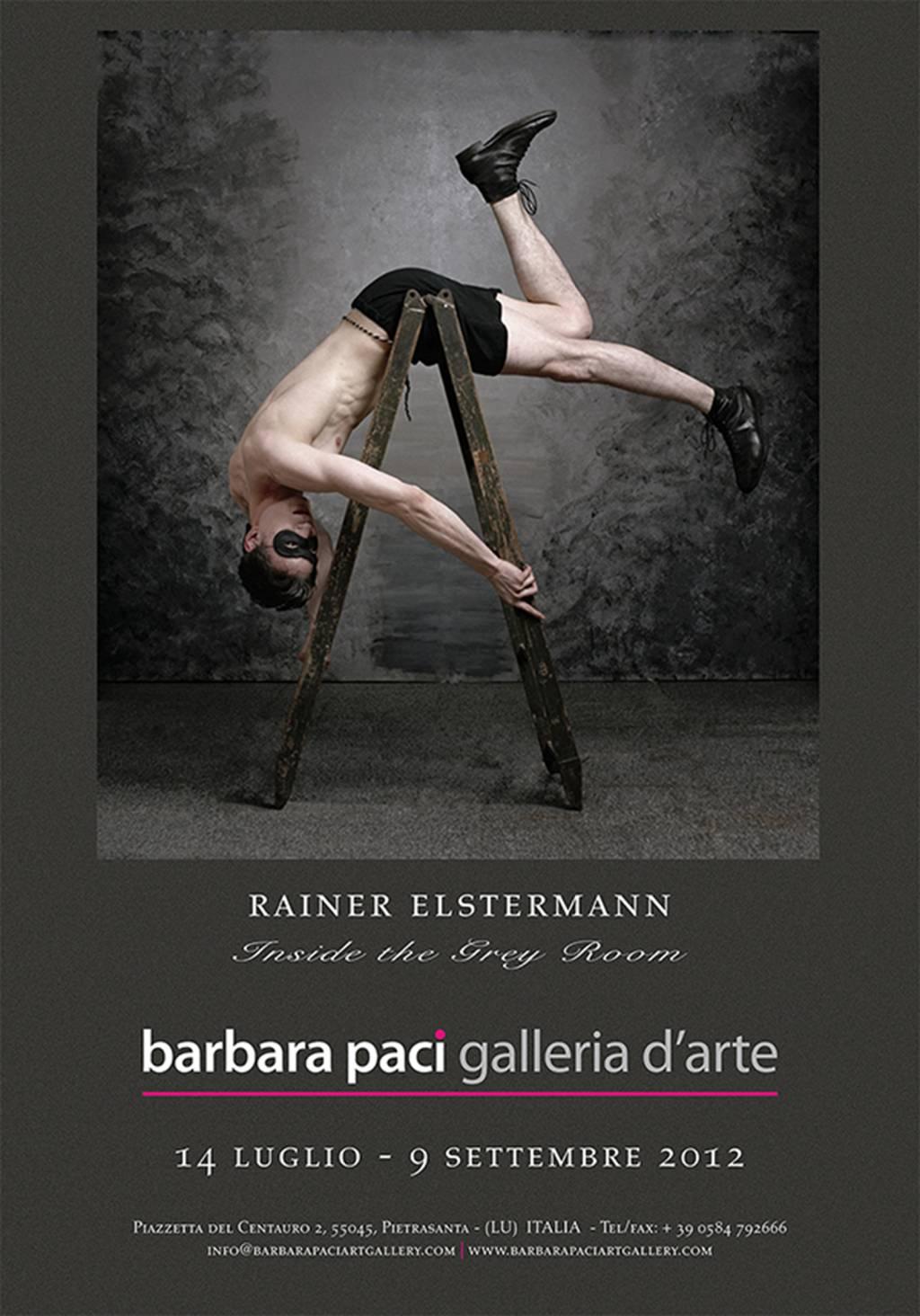 Inside the grey room - Barbara Paci Galleria d