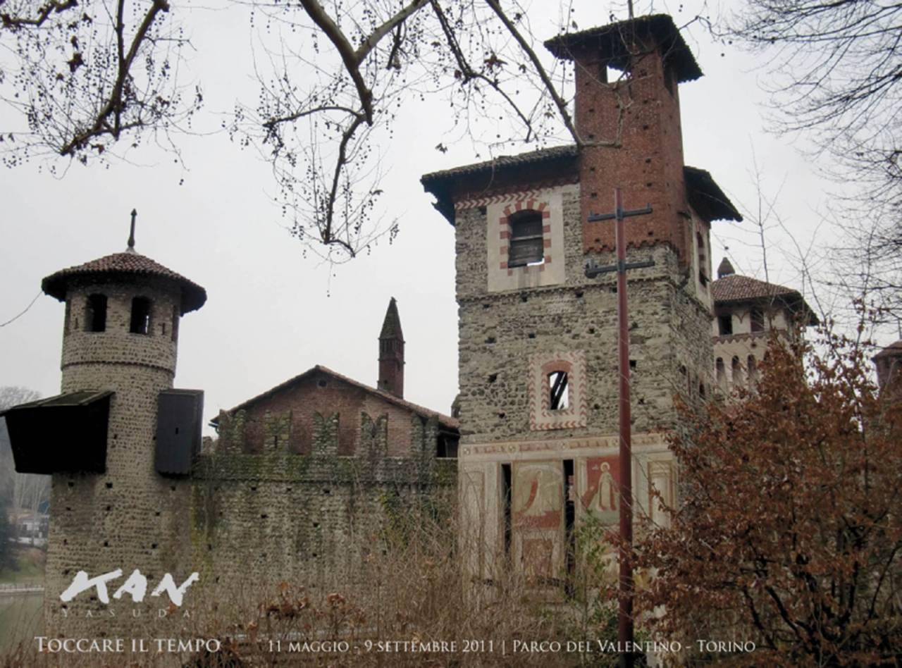 Kan Yasuda - Toccare il tempo - Parco del Valentino - Torino | Maggio - Settembre 2011