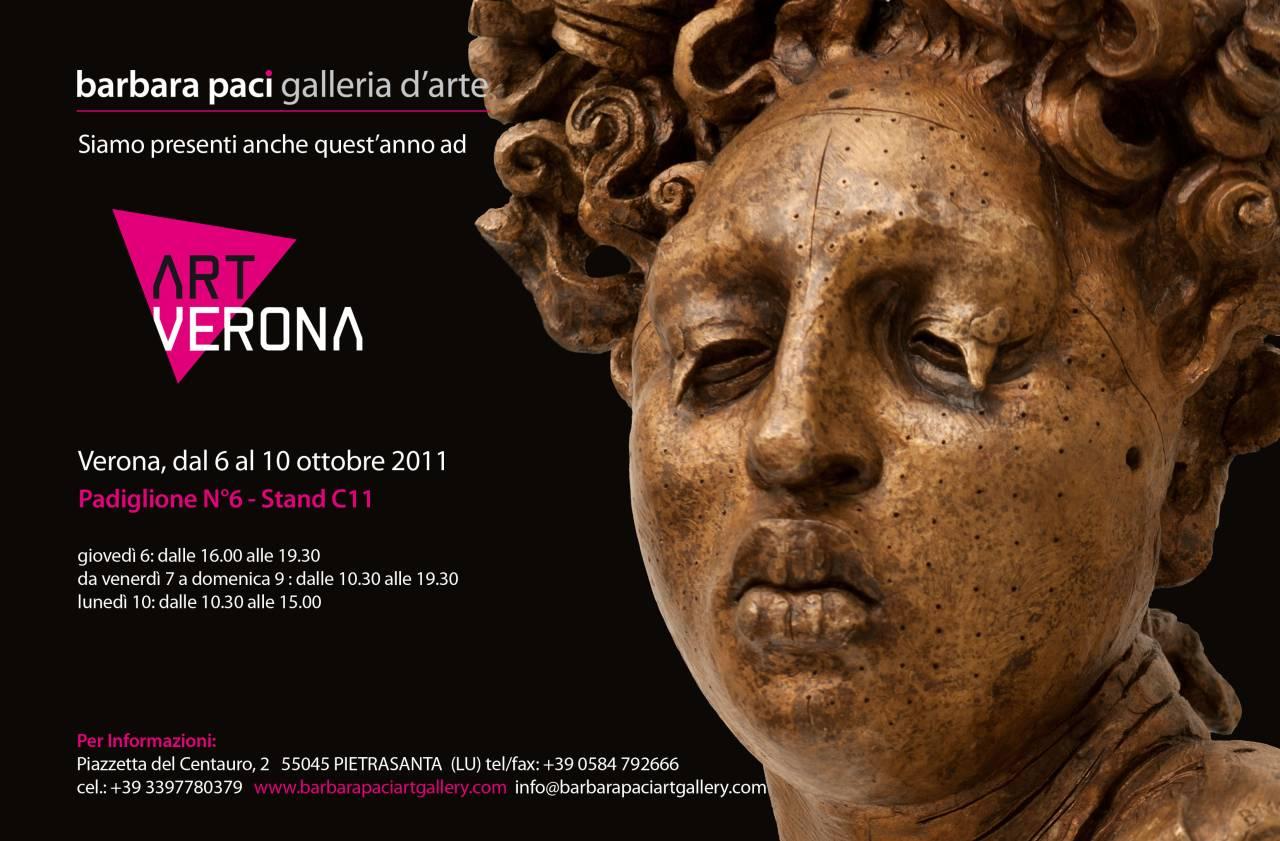 Art Verona Fair - Verona, Italy | Ottobre 2011