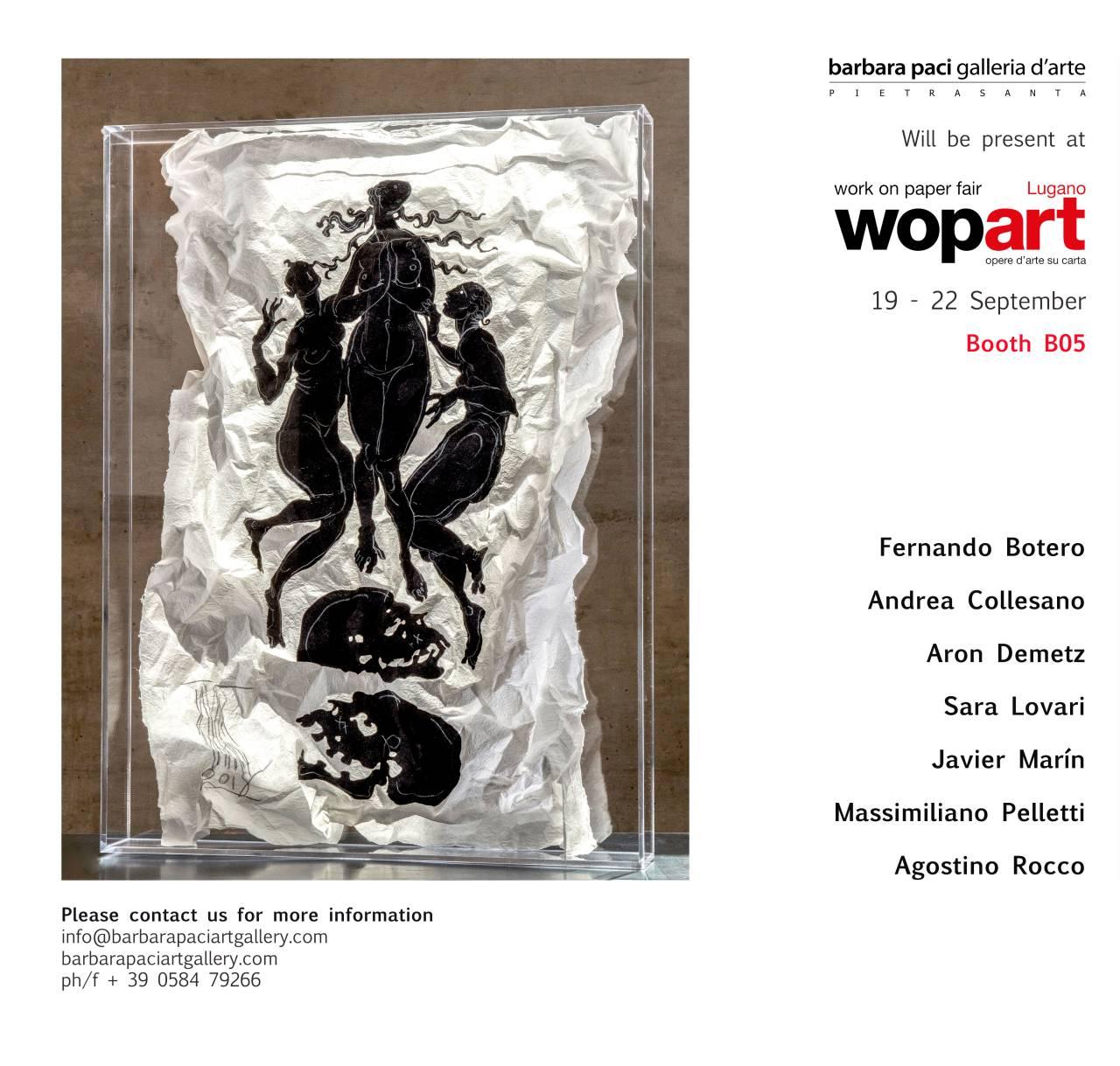 Wopart Art Fair - Lugano | Settembre 2019