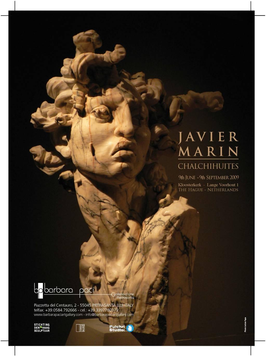 Javier Marin - De 3 en 3 - The Hague, Netherlands