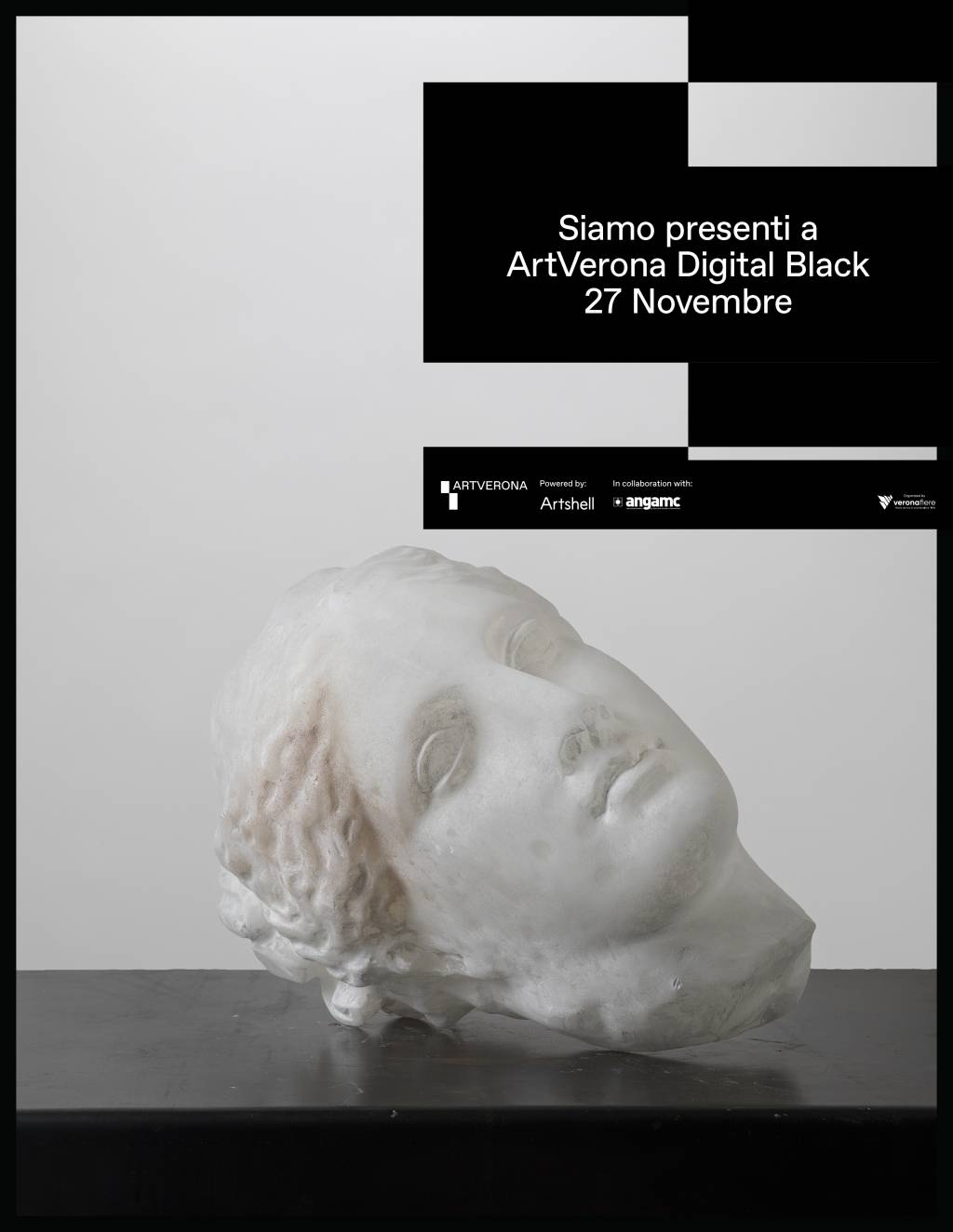 ArtVerona Digital Black  - 27 Novembre 2020